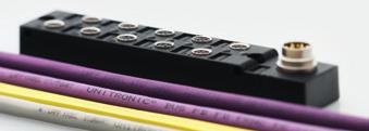 缆普生产各种用于大量信息的快速及安全传输的数据电缆。从机械电气和总线系统到超快速LAN数据网络。