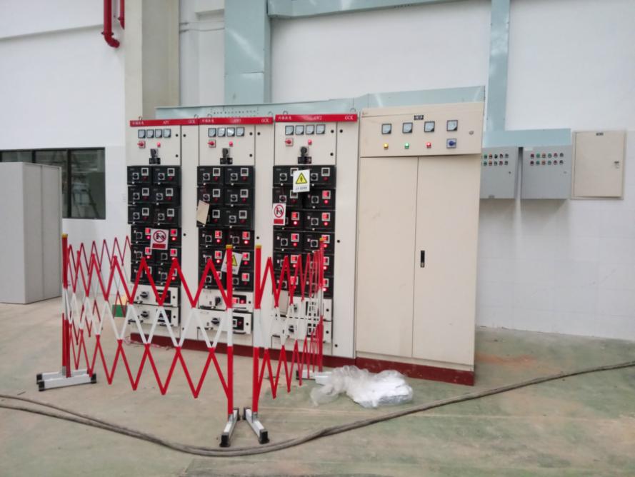 车间配电系统设计安装工程