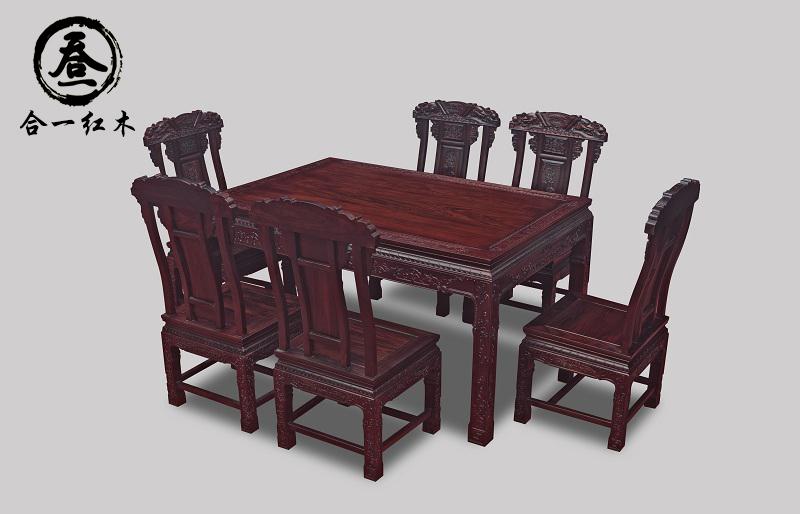 吉祥方餐桌