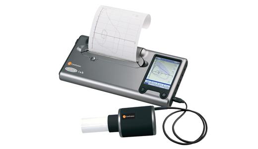 MicroLab 便携式肺功能仪