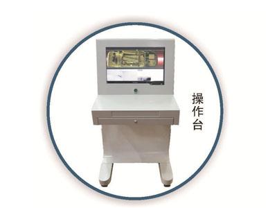 HN-UVSS4000-S/CO  固定式车底安全检查系统