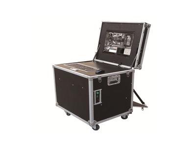 HN-UVSS4000-M/CO  移动式车底安全检查系统