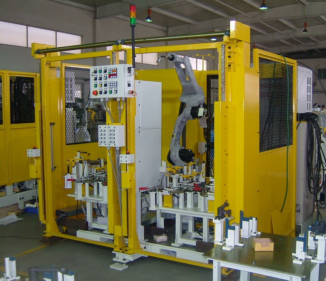 FT1601A弧焊工作站