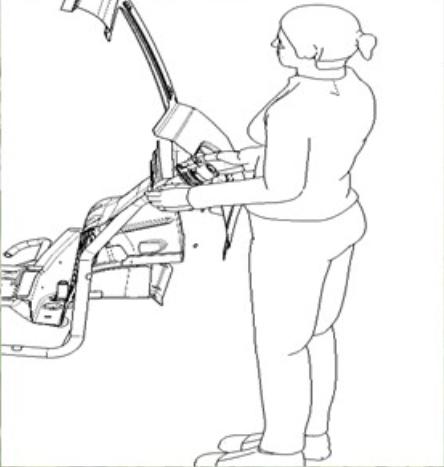 第三步,拧入无盖加油器