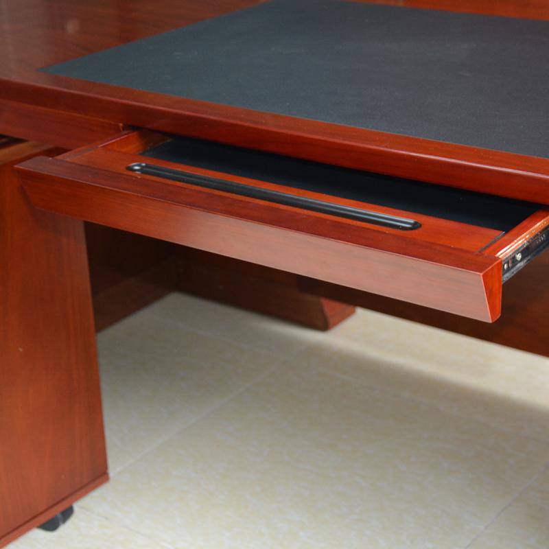 仿实木班台 老板办公桌
