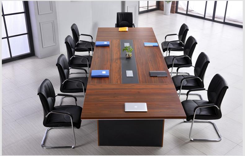 3.2米板式會議桌