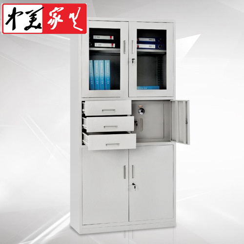 ZM-GZ-偏三屉柜
