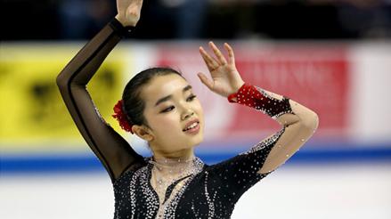 Karen CHEN  (USA)