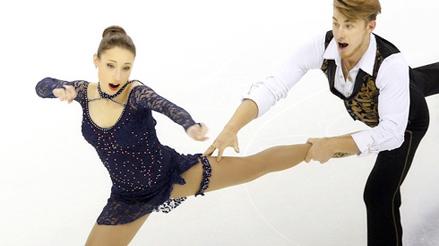Kristina ASTAKHOVA  /  Alexei ROGONOV (RUS)