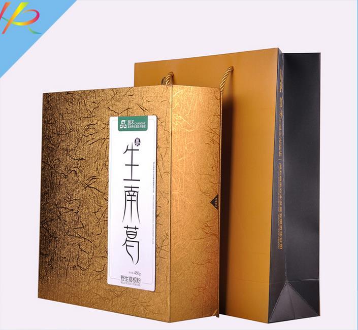 包装礼盒--葛粉礼盒定制