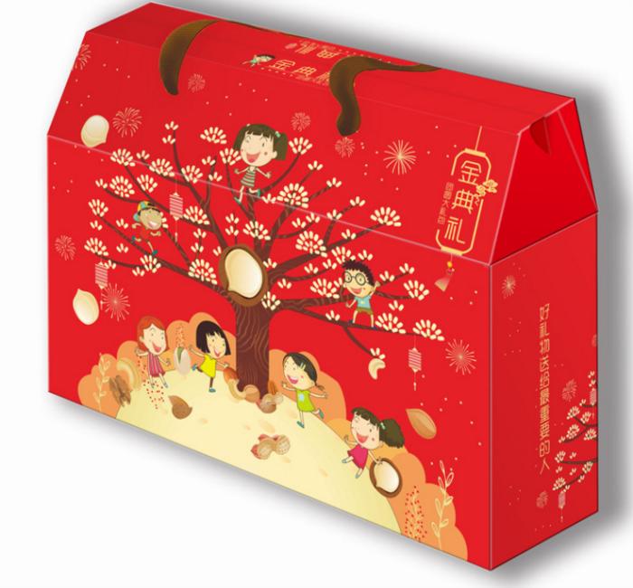 包装礼盒--年货包装盒
