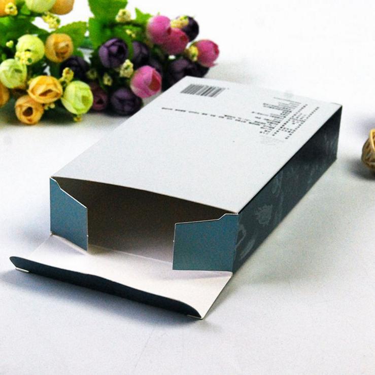 卡盒包装--保健品盒包装盒定制