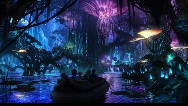 大型主题公园的VR专馆
