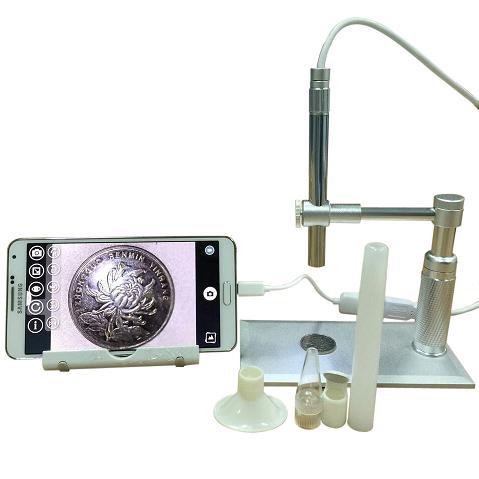 安卓手机显微镜