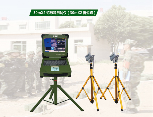 30mX2蛇形跑测试仪(30mX2折返跑)/30mX2 snake running tester