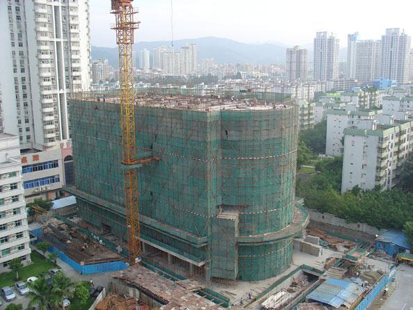 科研楼建设