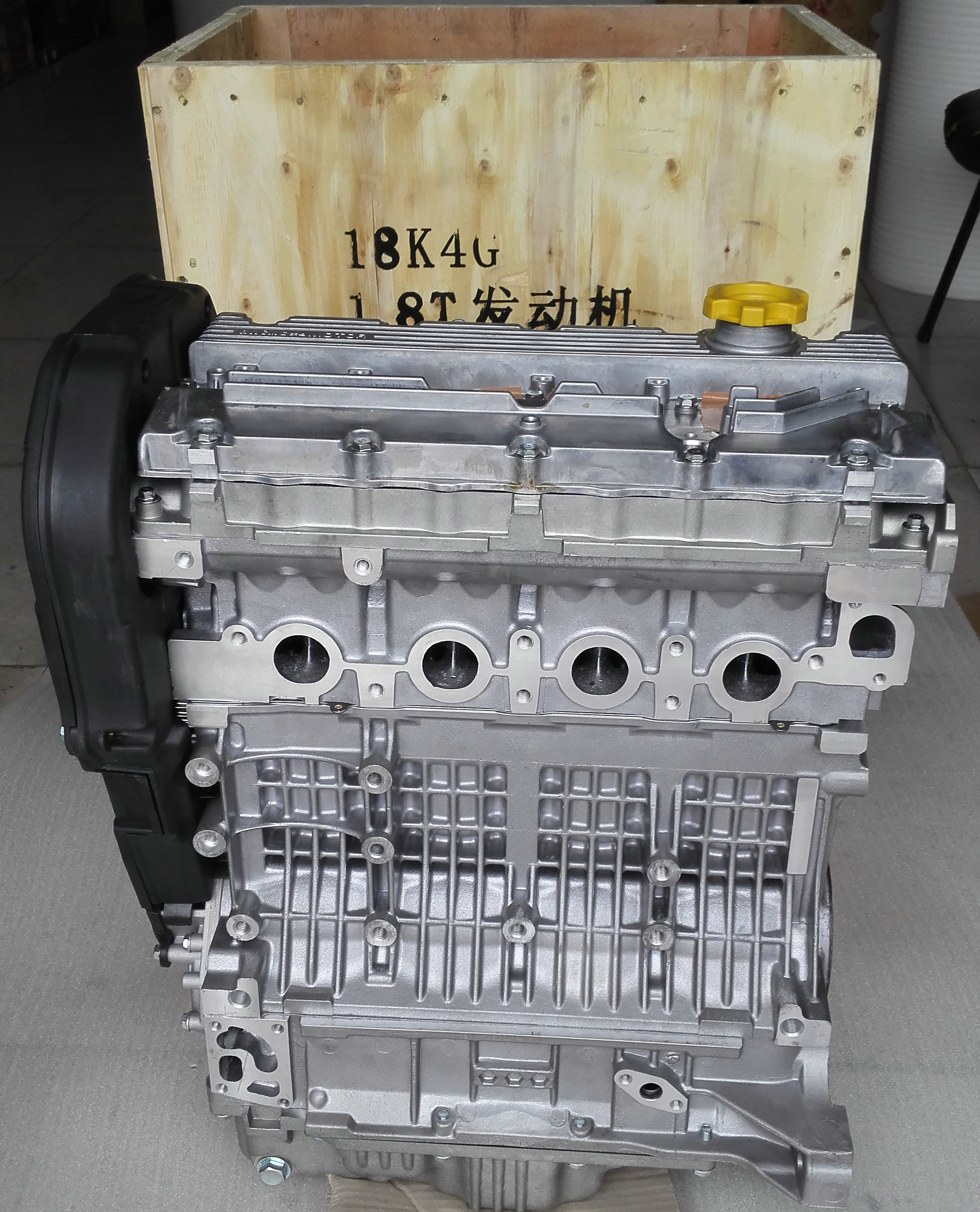 路盛E70发动机