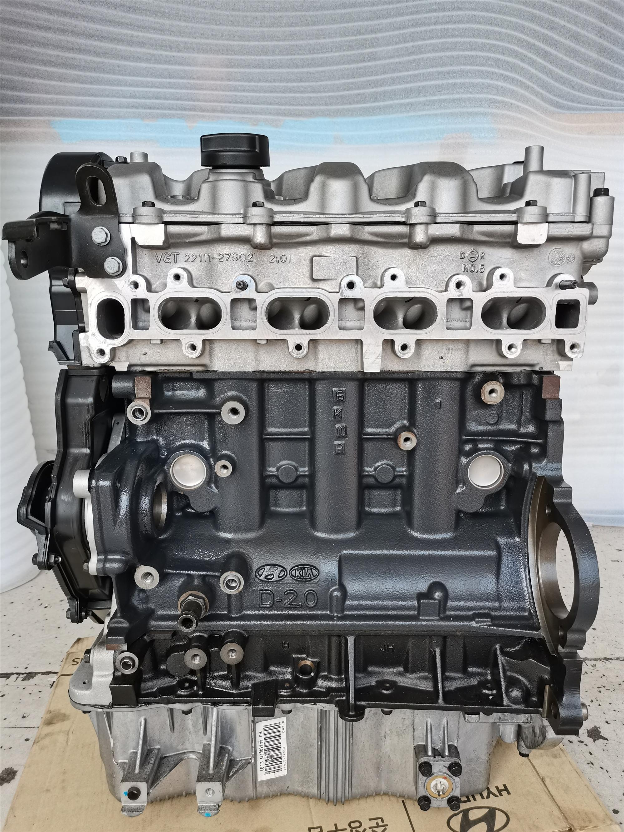 D4EA发动机