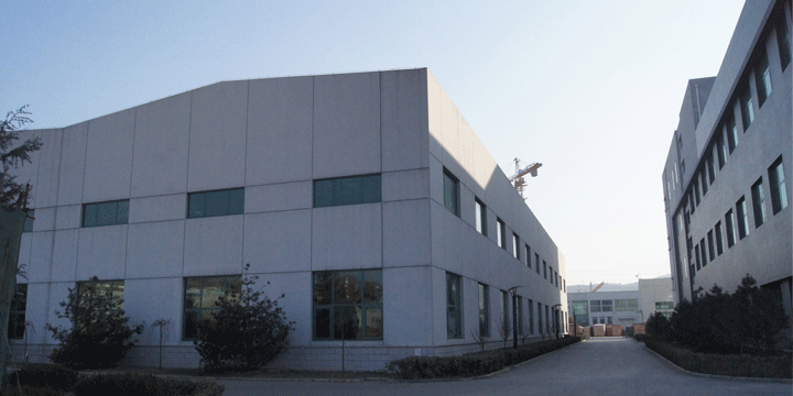 精雕主轴车间工程荣获20年度北京市构造长城杯金质奖工程