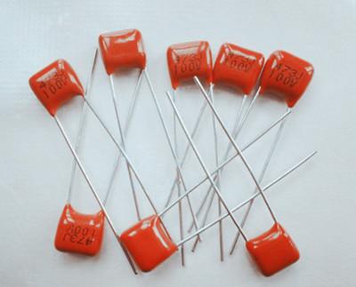 CL21X  小型化金屬聚酯薄膜電容
