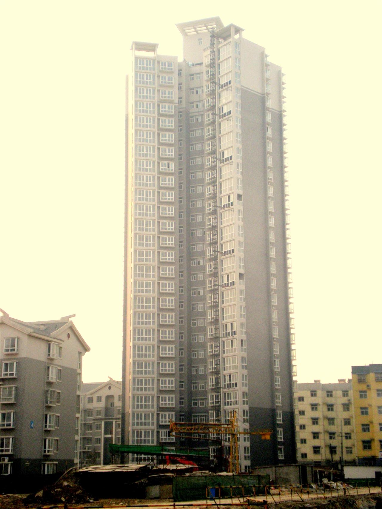 西安汇鑫源7#楼