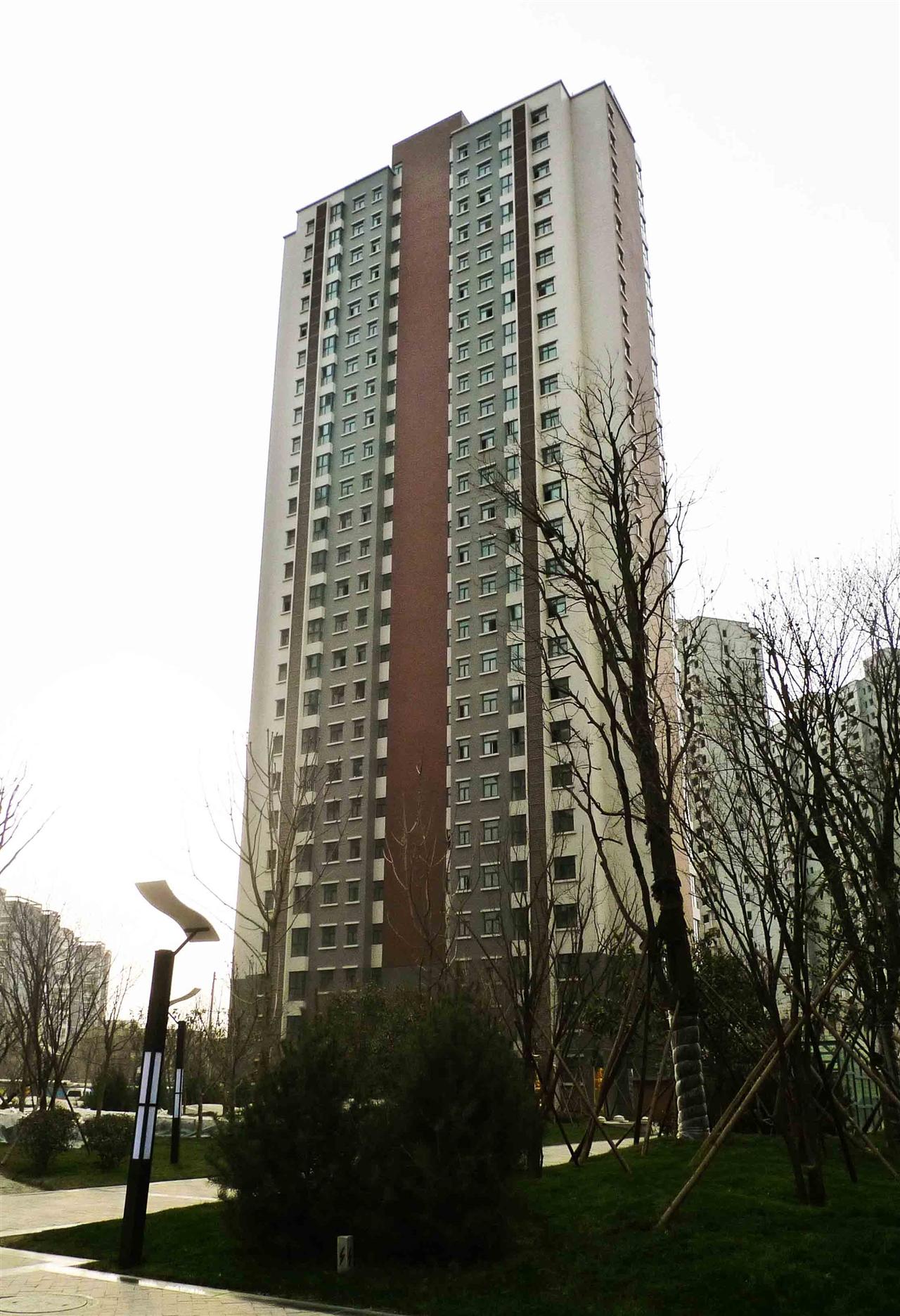 咸陽先河國際西區6#樓