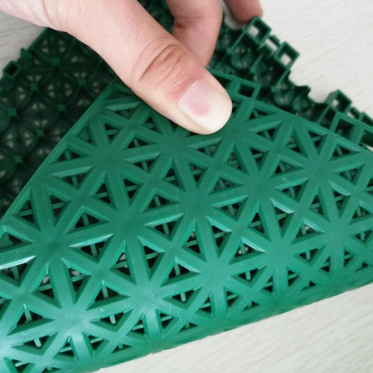 软质雪花米格-悬浮式拼装地板