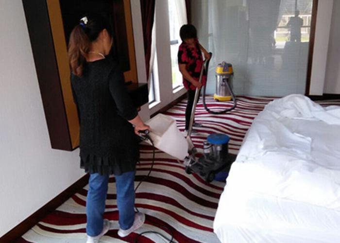 敬亭生態園羊毛地毯清洗