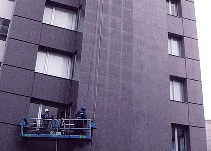 大樓外墻清洗