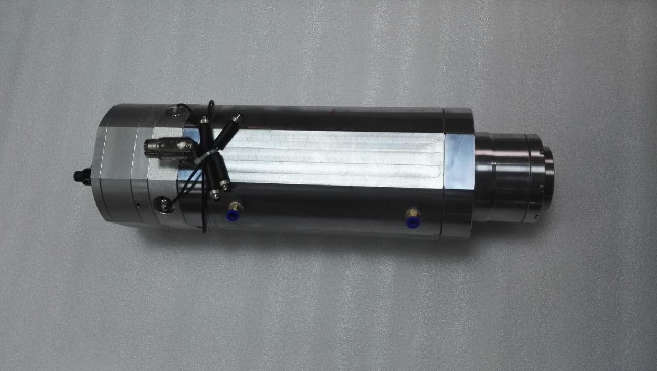 新百超水冷磨边电机