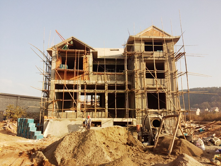 x别墅外墙保温板施工方案