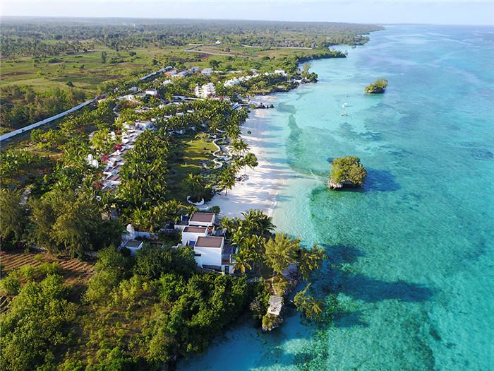 新酒店 | 马尔代夫和毛里求斯过时了?康斯丹酒店选择了坦桑尼亚开拓新海岛