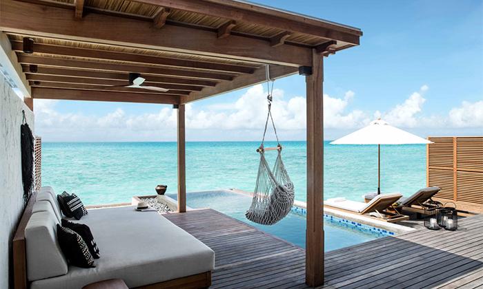 新酒店 | 费尔蒙在马尔代夫开了新酒店,里面有家水下雕塑馆