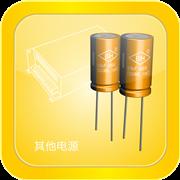 其它行业铝电解电容器