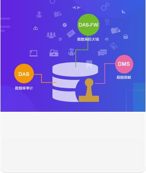 通过对数据库网络流量的旁路采集,实现对数据库所有访问行为的监控和审计,并对数据库历史访问行为进行多维度的统计分析。