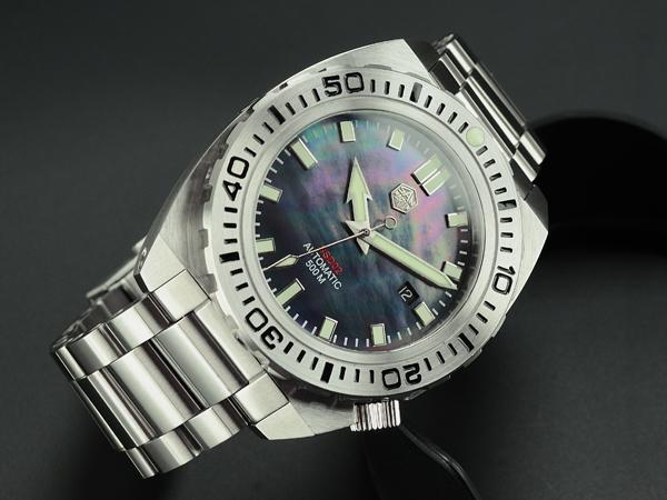 San Martin军魂定制自动机械潜水表