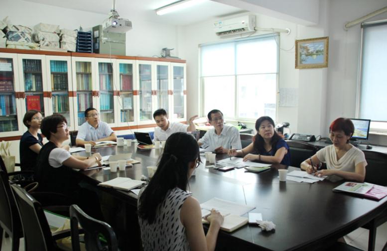 江门市江海区残疾人联合会2016年第三方评估项目