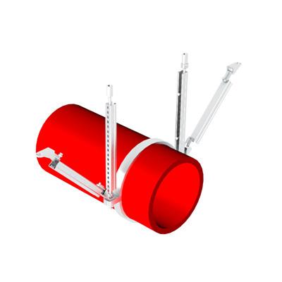 单管重型抗震支架