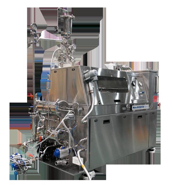 高压纳米分散机(Nano Disperser) NH系列