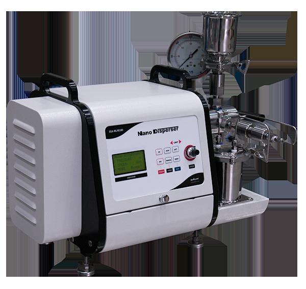 高压纳米分散机(Nano Disperser)NLM 系列
