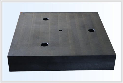 多晶硅铸锭炉用的石墨热交换台-Heat Exchange Plate for Poly-silicon Casting