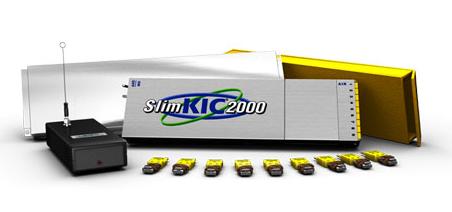 KIC 2000炉温测试仪