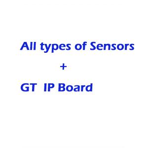 Sensors + IP Board