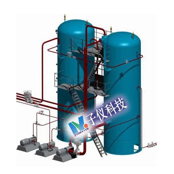 加汽砖厂专用蒸汽节能回收系统(ZYND双体)