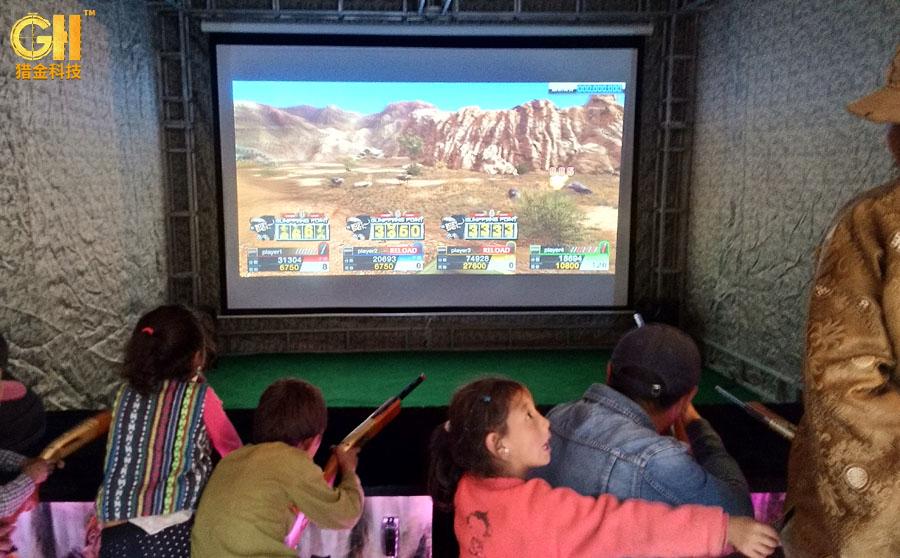 猎神射击体验馆枪击模拟游戏加盟进军西藏市场