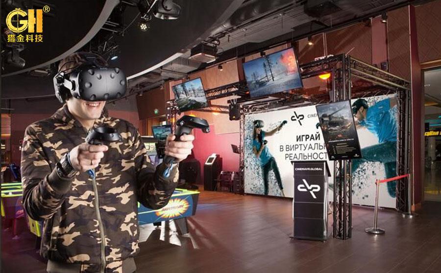 3d体验馆加盟哪家好?3DVR体验馆设备厂家该怎么选?