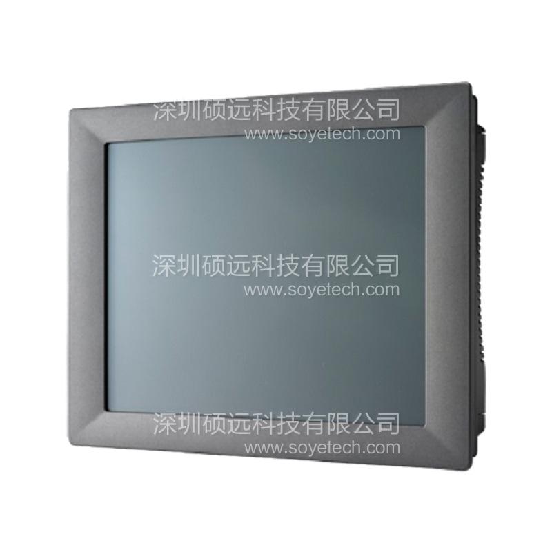 研华 TPC-1271H-D3AE 12.1寸 TFT LCD无风扇嵌入式触控平版计算机