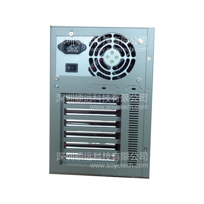 研华工控机箱IPC-6606桌面经济型壁挂式工控机
