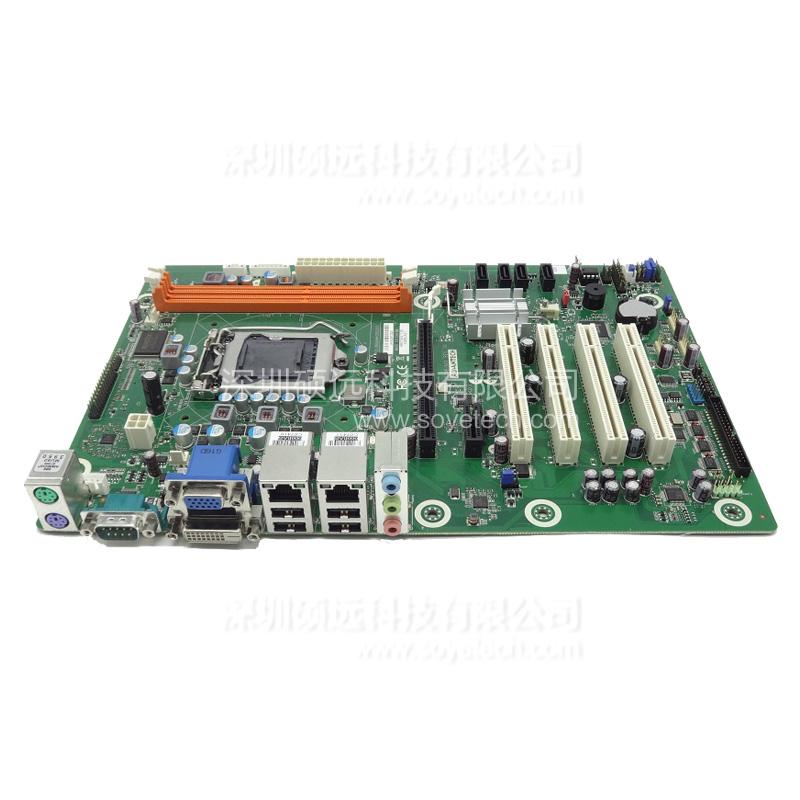 研华原装SIMB-A21-8VG00A1E 工业母板 工控主板 质保两年