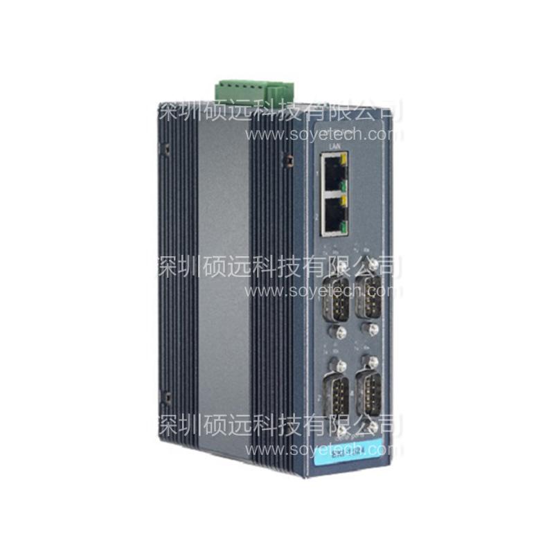 研华 EKI-1524 4 端口RS-232/422/485 串口设备联网服务器